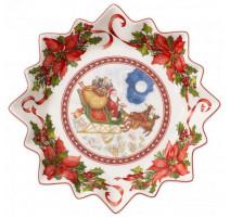 Coupe Envol du Père Noël Toy's Fantasy, Villeroy & Boch