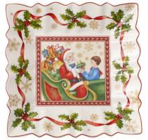 Coupe carrée Père Noël Toy's Fantasy, Villeroy & Boch
