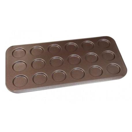 Plaque à pains pour mini burgers, Gobel