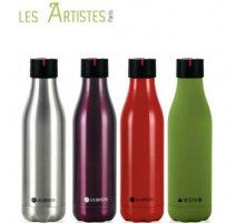 Bouteille isotherme 50 cl Bottle'UP, Les Artistes