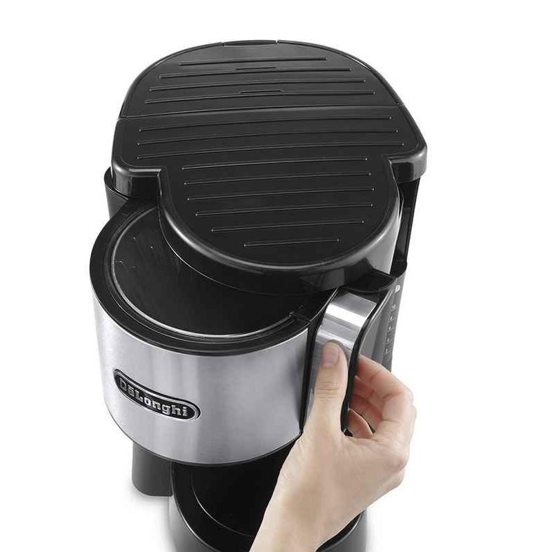 acheter cafeti re filtre isotherme d longhi. Black Bedroom Furniture Sets. Home Design Ideas