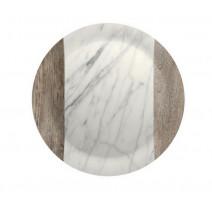 Plat 41 cm Carrara, Touch Mel