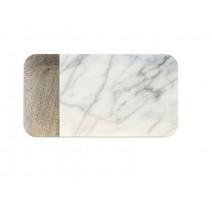 Plat 21x12 cm Carrara, Touch Mel