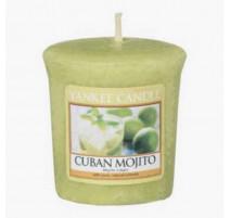 Votive Mojito Cubain, Yankee Candle