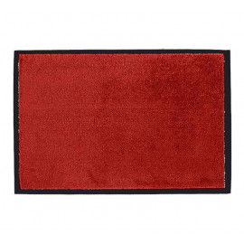 acheter tapis microfibre 60 x 90 cm rouge sweet sol. Black Bedroom Furniture Sets. Home Design Ideas