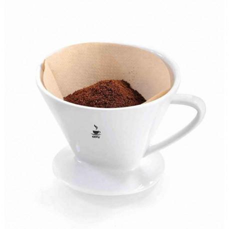 Porte-filtre à café porcelaine Sandro, Gefu