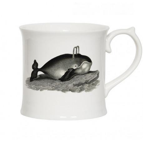 Mug Baleine, Cubic