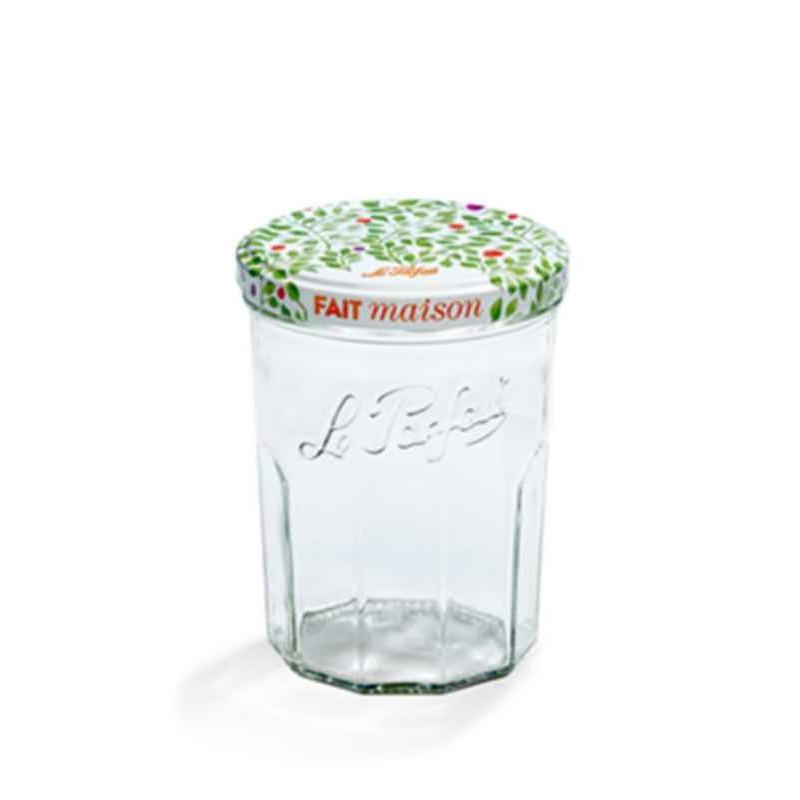 Acheter pot confiture 324ml x6 le parfait for Acheter bocaux le parfait