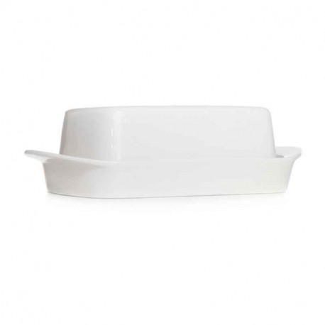 Beurrier porcelaine blanc, Cosy & Trendy