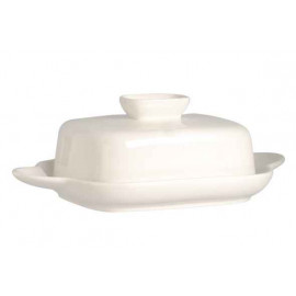 Beurrier New Bone China avec couvercle, Cosy & Trendy
