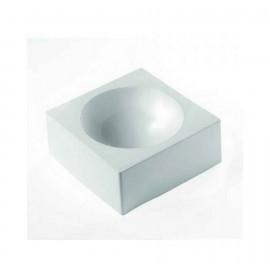 Moule silicone demi sphère, Silikomart