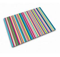 Planche à découper en verre Thin Stripes, Joseph Joseph