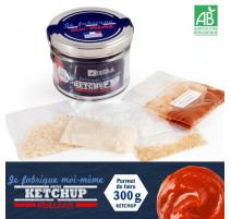 Kit de fabrication pour ketchup, Radis et capucine