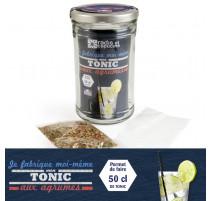 Kit de fabrication pour tonic aux agrumes, Radis et capucine