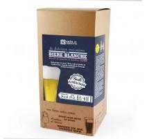 Kit de fabrication pour bière blanche, Radis et capucine