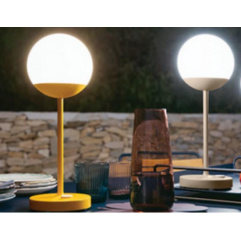 achat vente lampe ext rieur lampe fermob accessoire de jardin accessoire fermob. Black Bedroom Furniture Sets. Home Design Ideas