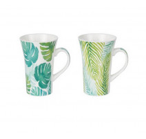 Coffret de 2 mugs XL Mooréa, Table Passion