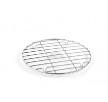 Grille inox ronde 25, Forge Adour