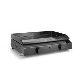 Acheter plancha base gaz 60 en acier et fonte maill e de for Nettoyage plancha fonte emaillee forge adour
