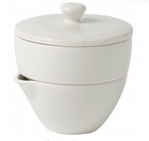 Ensemble sucrier et pot à lait Tea Passion, Villeroy et boch