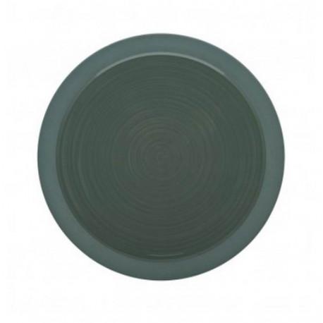 achat vente assiette bahia vert en gr s assiette couleur assiette color e guy degrenne. Black Bedroom Furniture Sets. Home Design Ideas