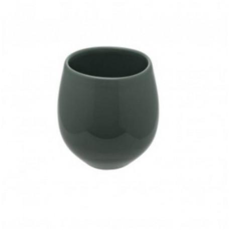 Tasse à thé Bahia Vert Argile, Guy Degrenne
