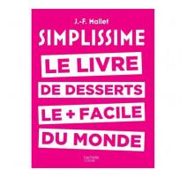 Simplissime desserts, Hachette cuisine