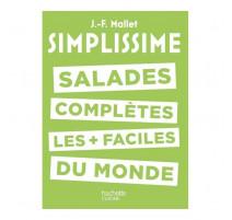 Simplissime salades complètes, Hachette cuisine