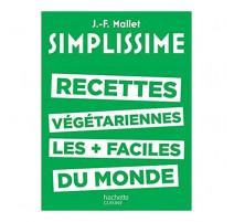 Simplissime recettes végétariennes, Hachette cuisine