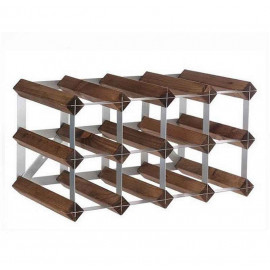 Casier 12 bouteilles, Traditional Wine Rack