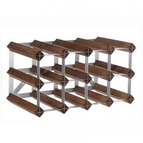 achat vente casier bouteille traditional wine rack rangement bouteille vin acheter rack vin. Black Bedroom Furniture Sets. Home Design Ideas