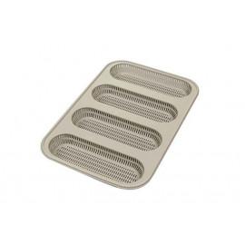 Moule silicone Baguette bread, Silikomart