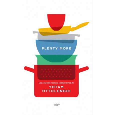 Plenty more, Hachette cuisine