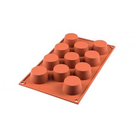Moule Mini Muffin silicone, Silikomart