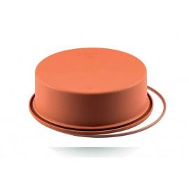 Moule génoise silicone 18 cm, Silikomart