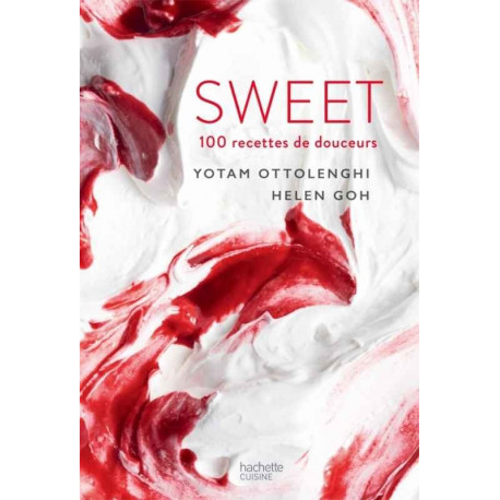 Sweet, 100 recettes de douceurs, Hachette cuisine