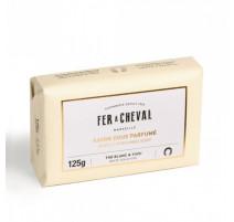 Savon doux parfumé thé blanc et yuzu 125g, Fer à cheval