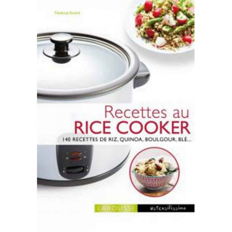 Recettes au Rice Cooker, Larousse