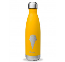 Bouteille 500 ml isotherme Ananas, Qwetch
