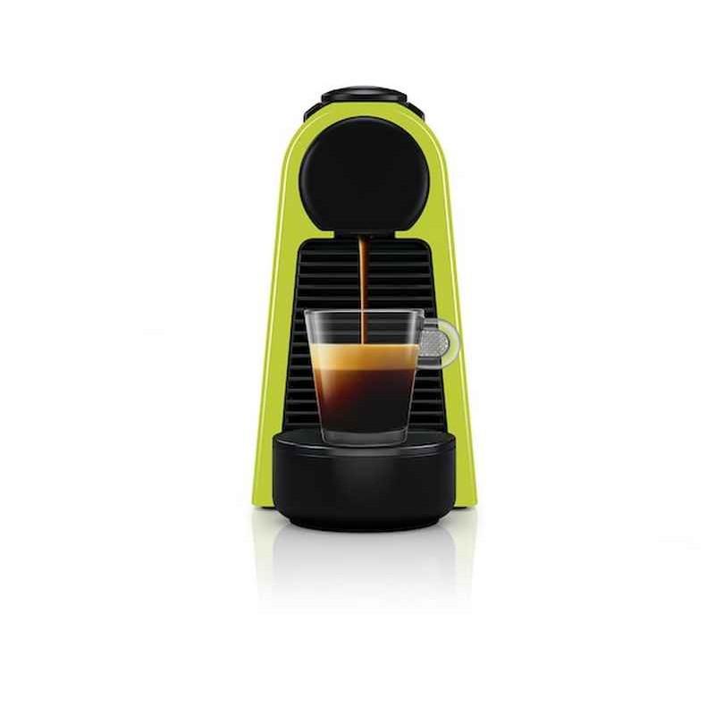 how to use nespresso essenza machine