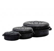 Cocotte Roaster Granite Ware, Warmcook