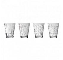Coffret 4 gobelets à eau Dressed Up, Villeroy & Boch