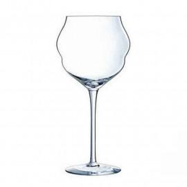 Coffret 6 verres à vin 40 cl Macaron, Chef & Sommelier