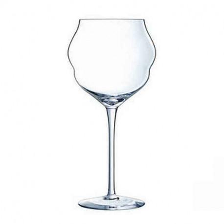 Coffret 6 verres à vin 40 cl Macaron, Chef et Sommelier