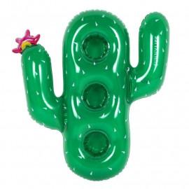Porte boissons gonflable Cactus, Sunnylife
