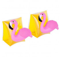 Brassards gonflables enfant Flamant rose, Sunnylife