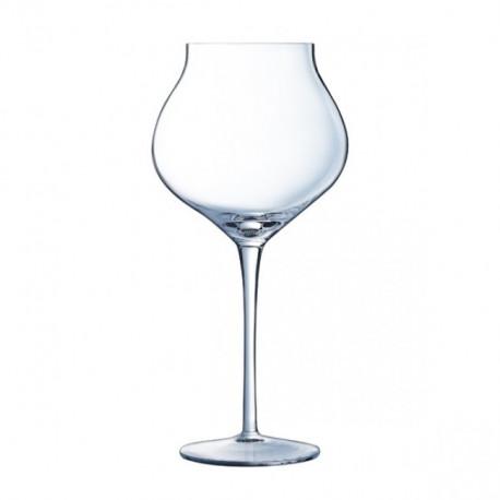 Coffret 6 verres à vin 40cl Macaron Fascination, Chef et Sommelier
