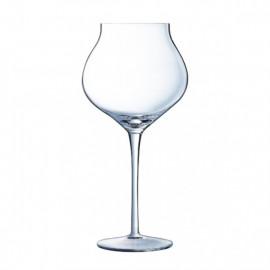 Coffret 6 verres à vin 50cl Macaron Fascination, Chef & Sommelier