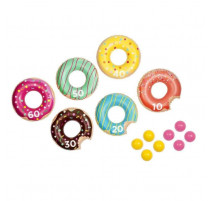 Jeu d'adresse gonflable Donuts, Sunnylife