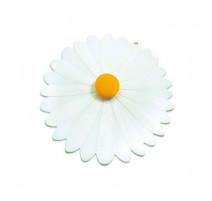 Couvercle hermétique Daisy blanc, Charles Viancin